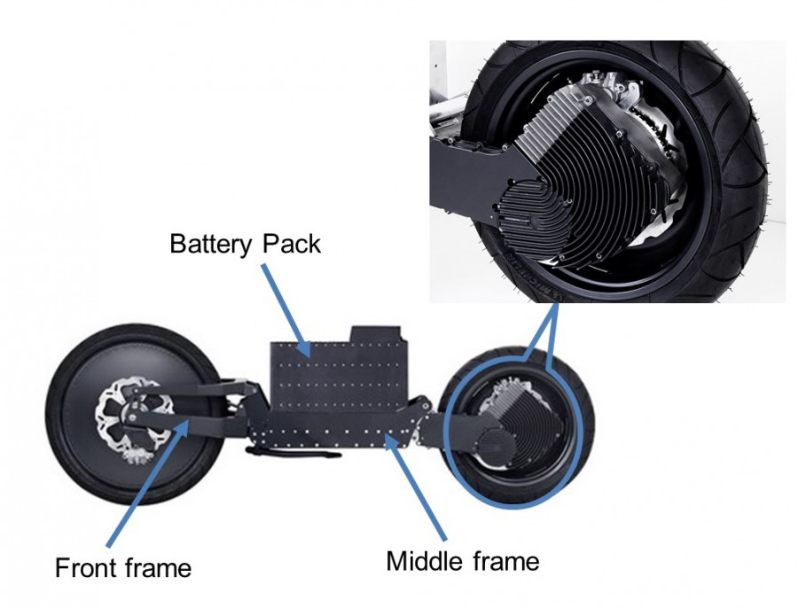 Chassis-frame