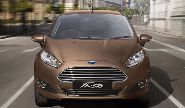 Ford Fiesta (Photo Courtesy: Ford India)