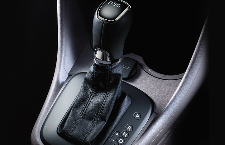 Gear lever of Rapid facelift
