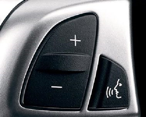 Voice Command Control (Courtesy: BMW)