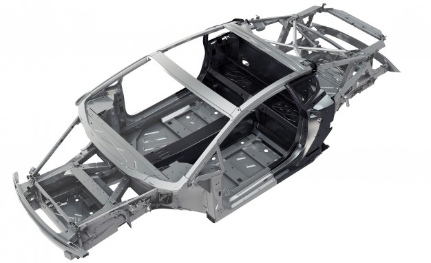 What is a Chassis and what are its types? - CarBikeTech