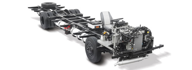 Rolling chassis
