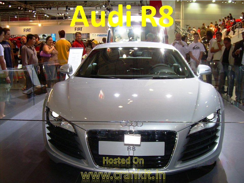 Audi Nomenclature for R8 Roadster