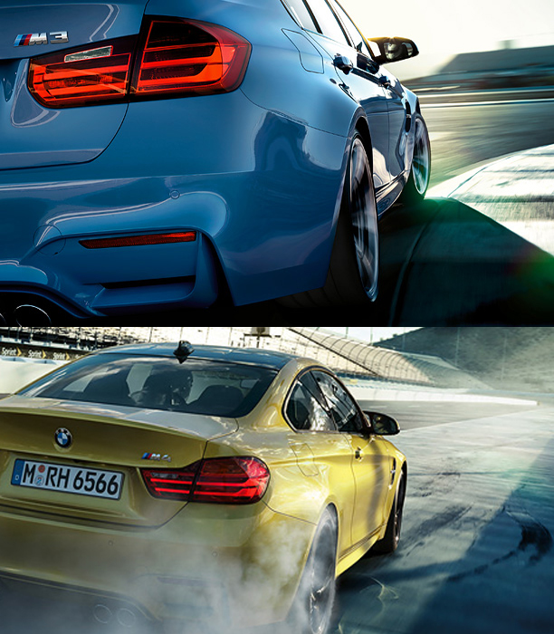 New BMW M3 & M4 (Photo Courtesy: BMW India)