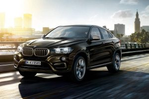 BMW X6 (Photo courtesy: BMW)