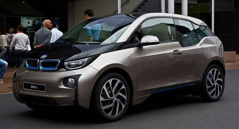 BMW i3 (Courtesy: Wikimedia)