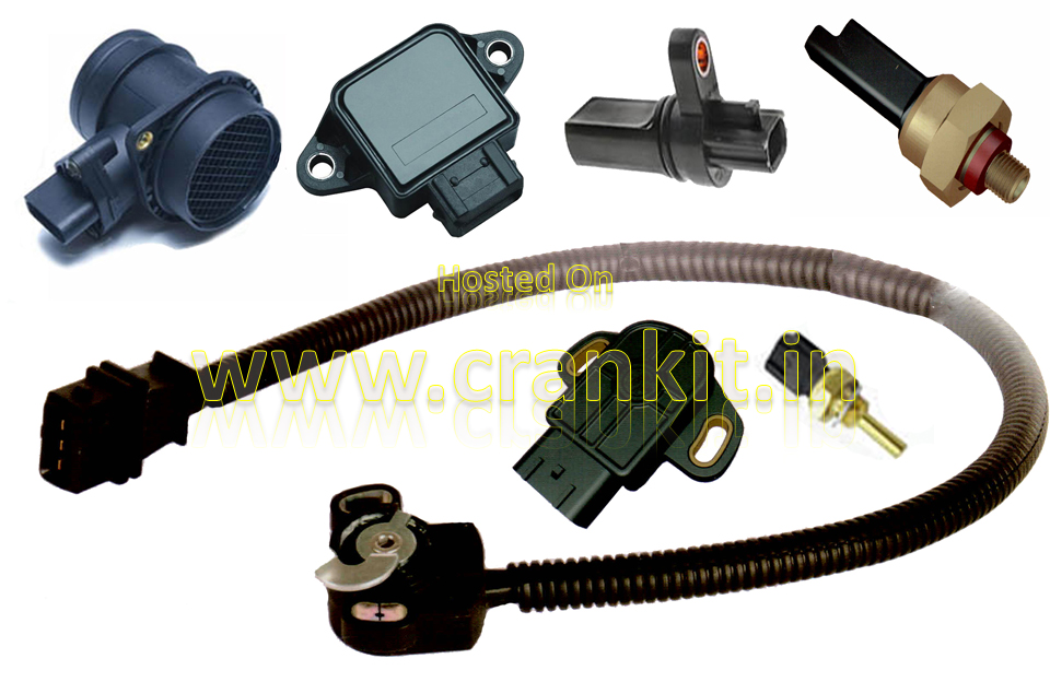 Various Engine Sensors