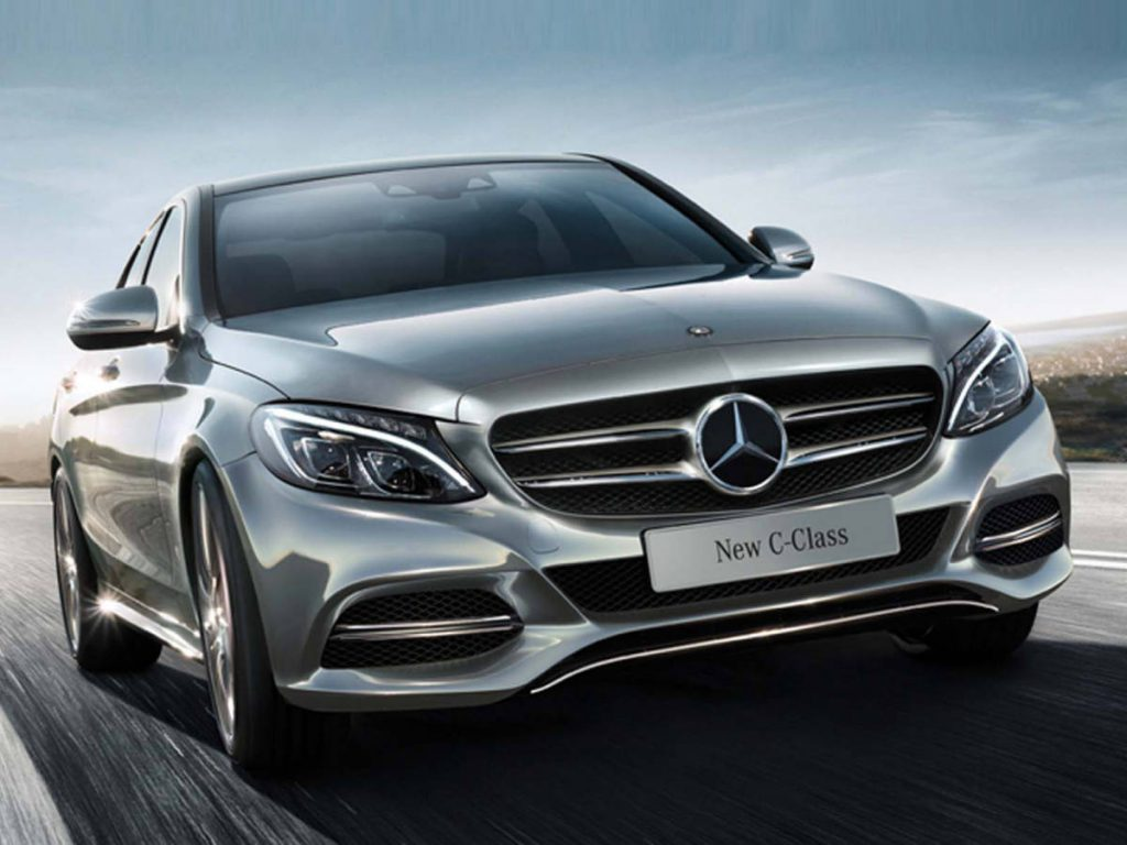 New Mercedes-Benz C200 (Photo Courtesy: Mercedes Benz India)