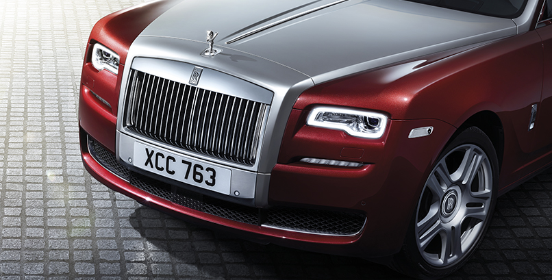 Rolls Royce Ghost II (Photo courtesy: Rolls Royce)