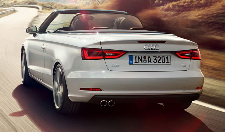 What Indias Cheapest Convertible Audi A3 Cabriolet Offers