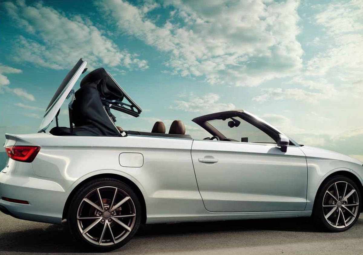 what india s cheapest convertible audi a3 cabriolet offers. Black Bedroom Furniture Sets. Home Design Ideas