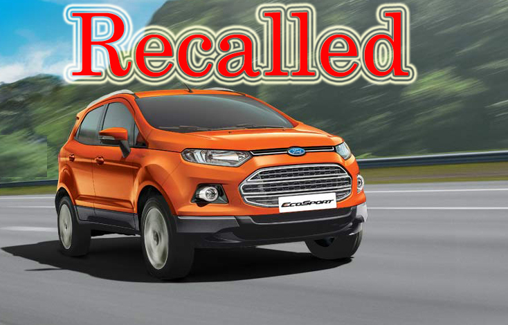 Ford EcoSport (Photo: Ford India)