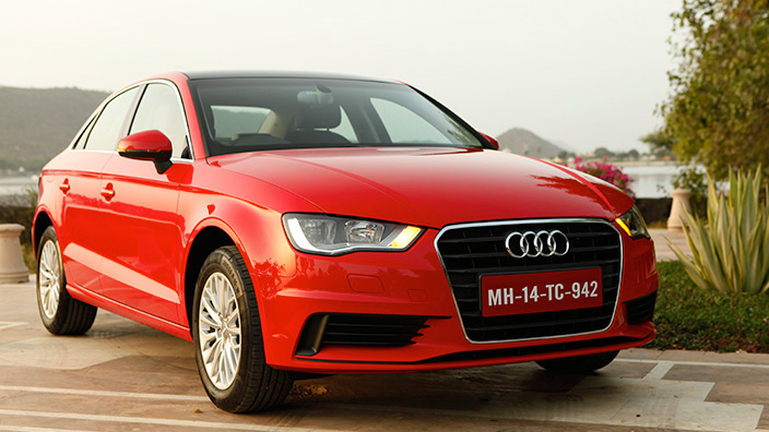 Audi A3 (Courtesy: Audi)