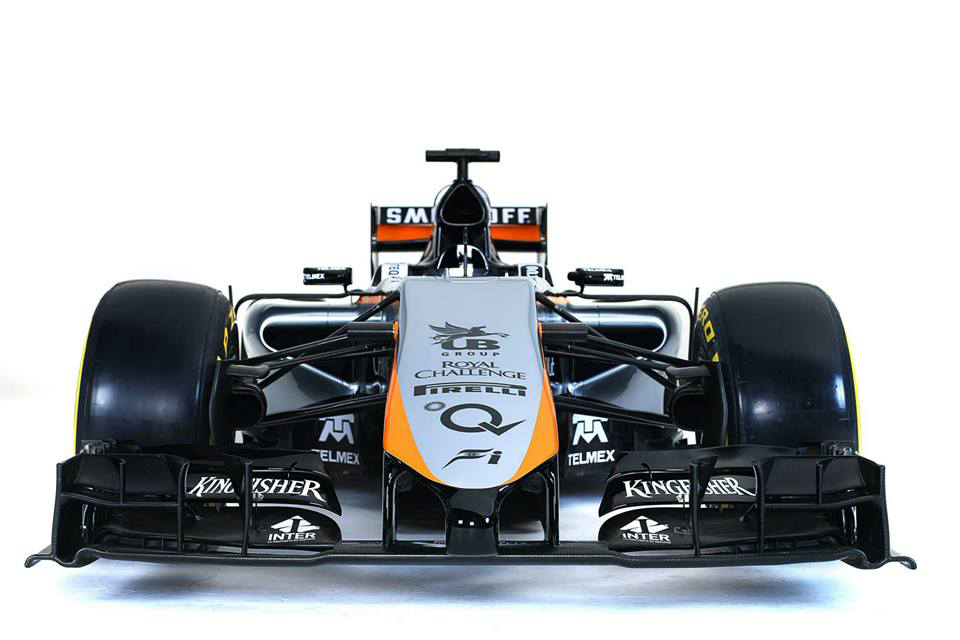 Sahara Force India Force1 (Courtesy: Force1)