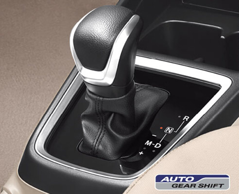 Maruti Suzuki Auto Gear Shift or AMT