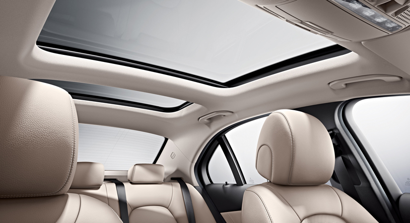 New Mercedes C220 D Panoromic roof