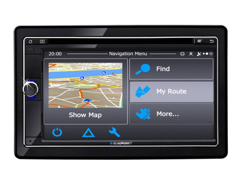 Blaupunkt CapeTown 940 Navigation (Photo - Blaupunkt)