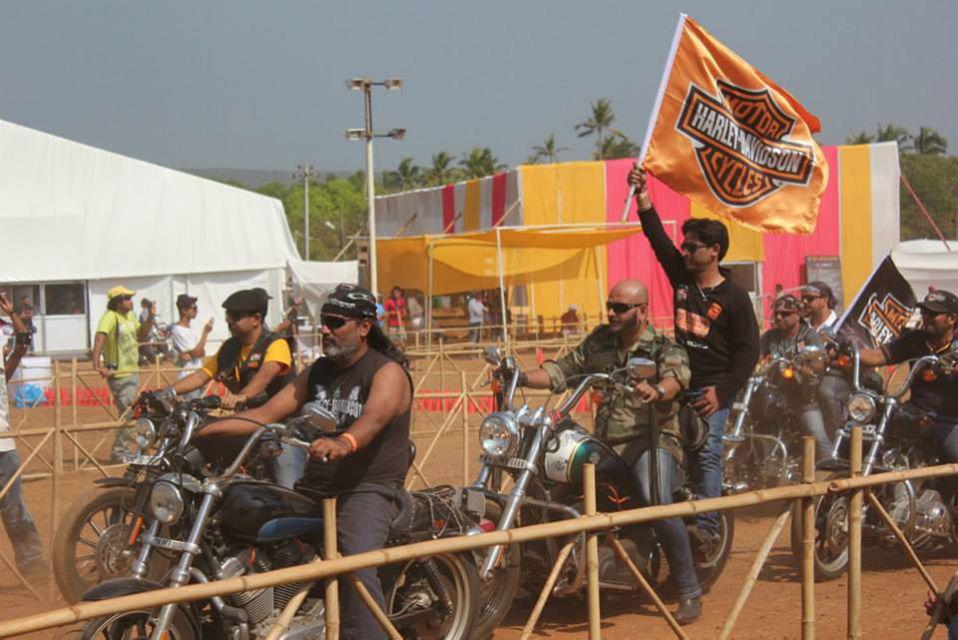 IBW Event 2014 (Courtesy: India Bike Week)