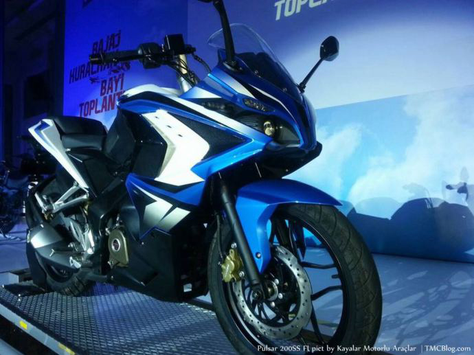 Bajaj Pulsar 200SS (Courtesy: TMC Blog)