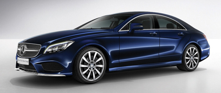 Mercedes CLS 250 CDI (image courtesy: MB India)