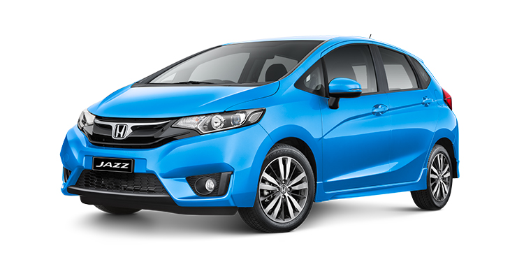 Honda Jazz 2015 (Courtesy: Honda Au)