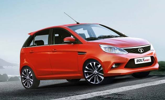 Tata Bolt Sport (Courtesy: Tata Motors)