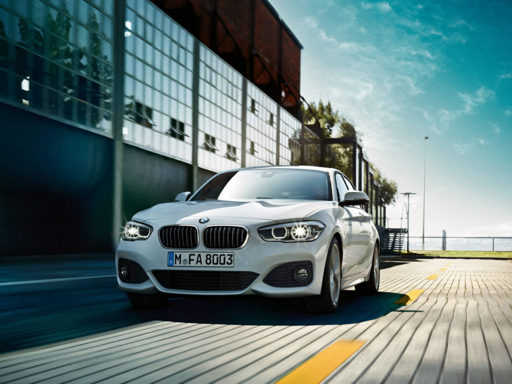 BMW 1-series 2015 (Courtesy: BMW)