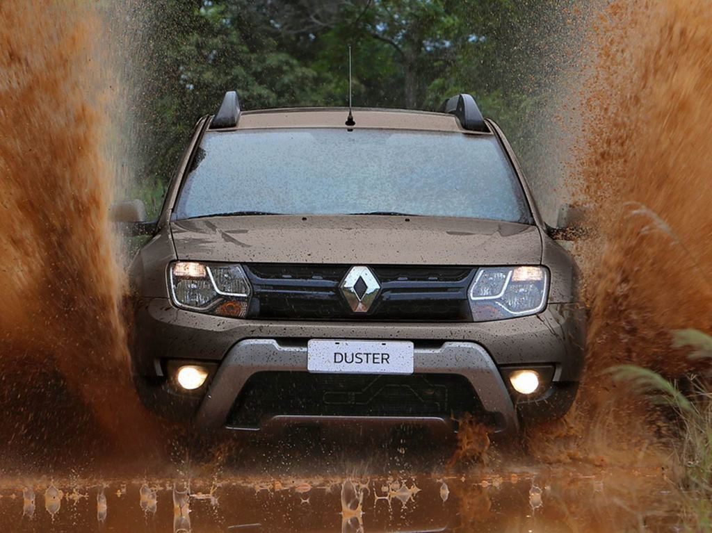 Renault Duster facelift 2015 (Courtesy: Renault)
