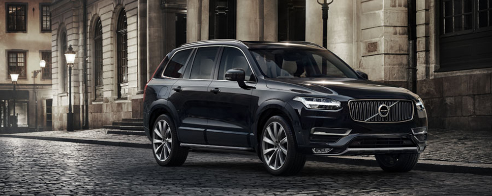 Volvo XC90 2015 (Courtesy: Volvo)