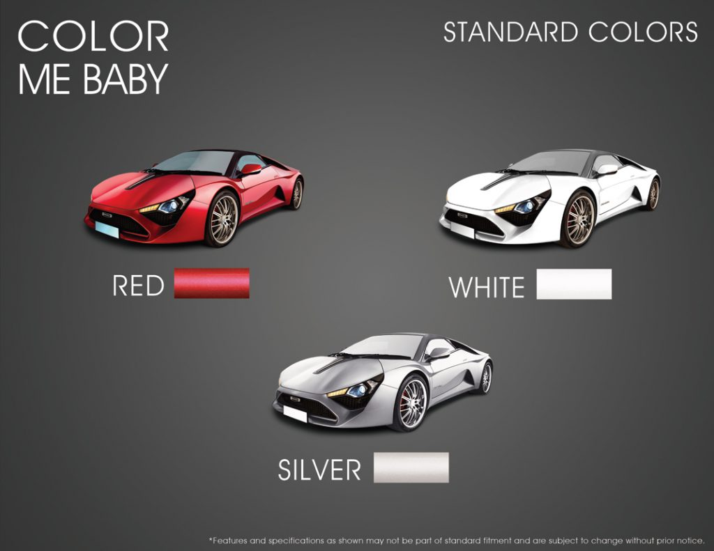 DC Avanti colours (Image courtesy: DC Design)