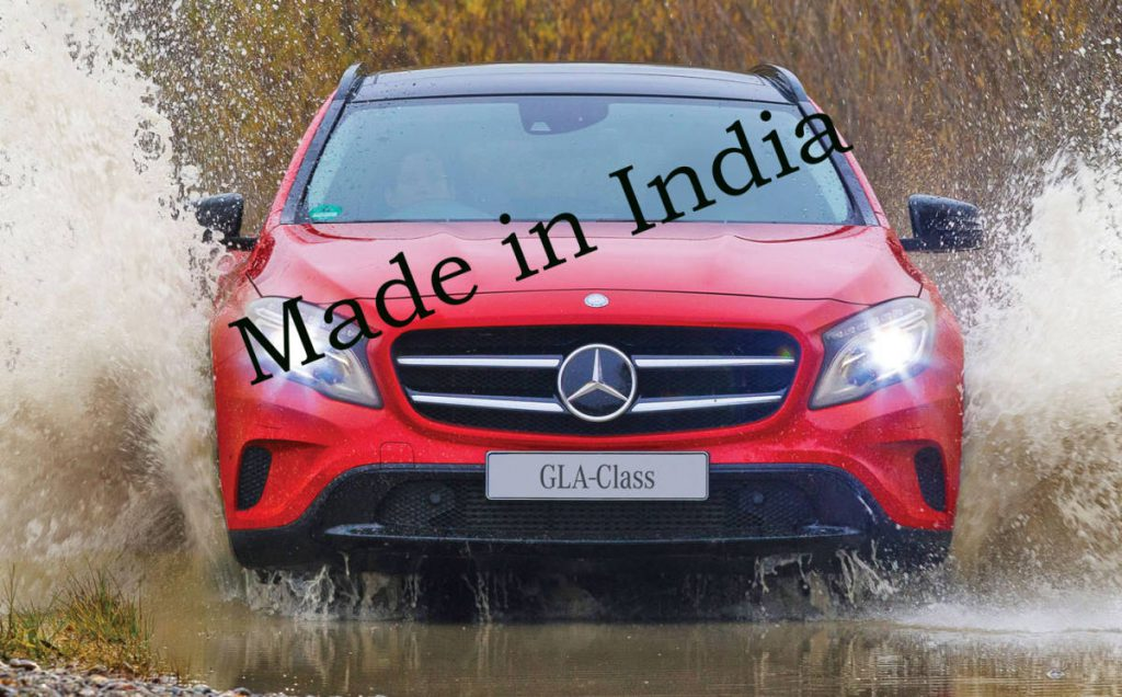 GLA-made-in-india