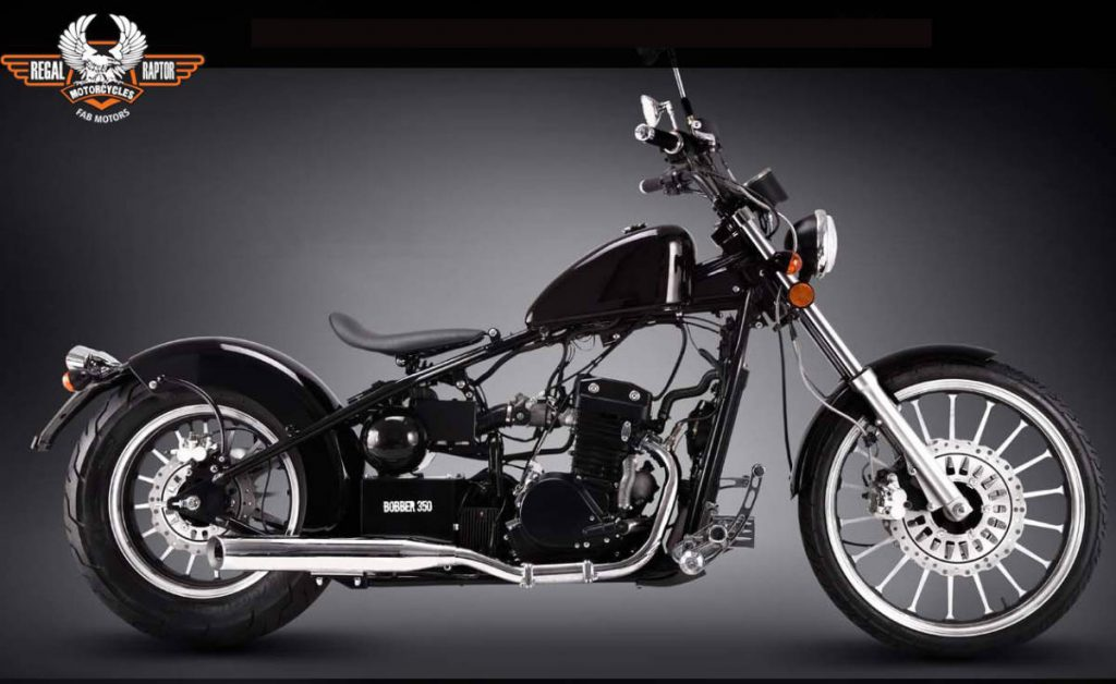 Regal-Raptor Bobber 350