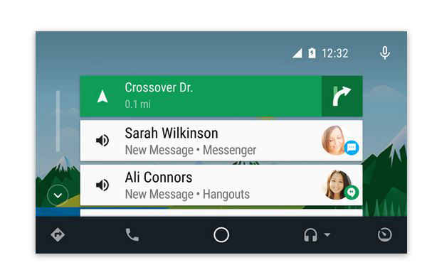 Android-Auto-System-Overview