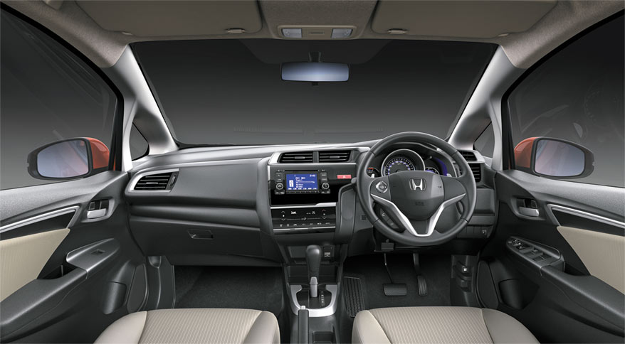 Honda Jazz 2015 (Image Courtesy: Honda Cars India)