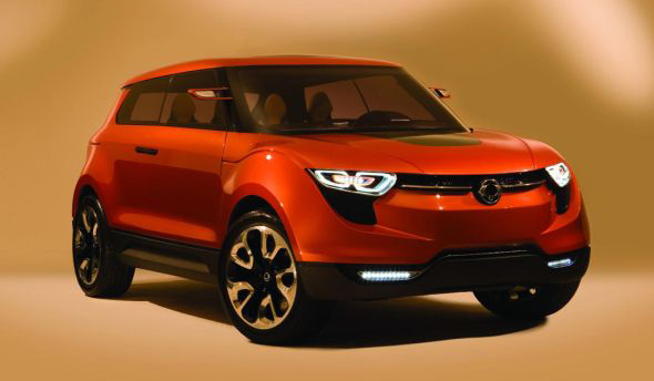 Ssangyong X100 (Image-couretsy: Ssangyong)