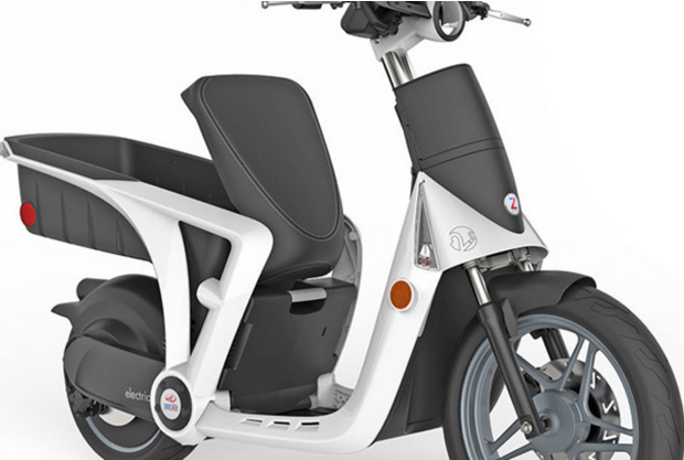GenZe adjustable seat (Courtesy:Mahindra Group)