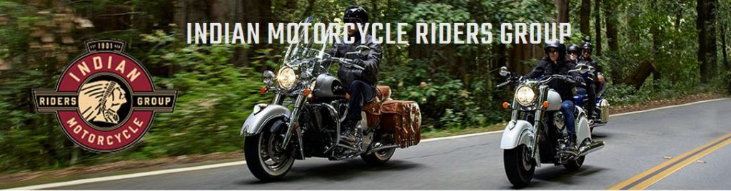 Indian Motorcycle Riders Group (IMRG)