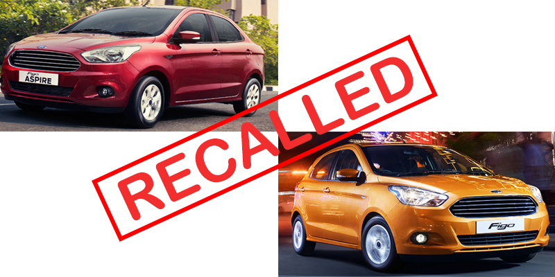 Ford India recall
