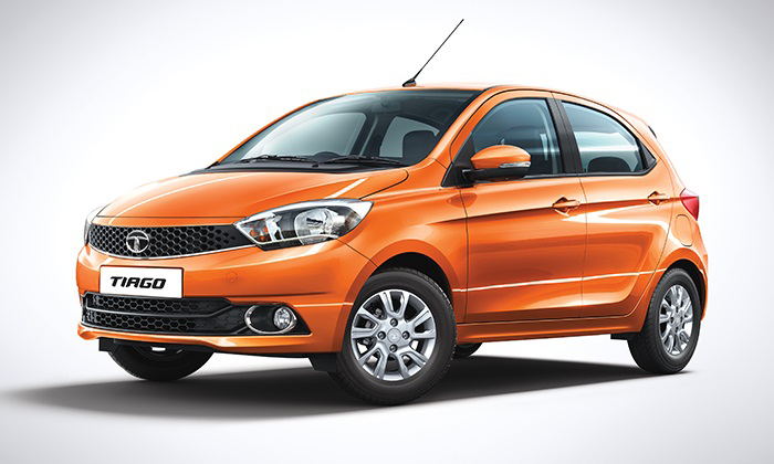 Tata Tiago (Image Courtesy: Tata Motors)