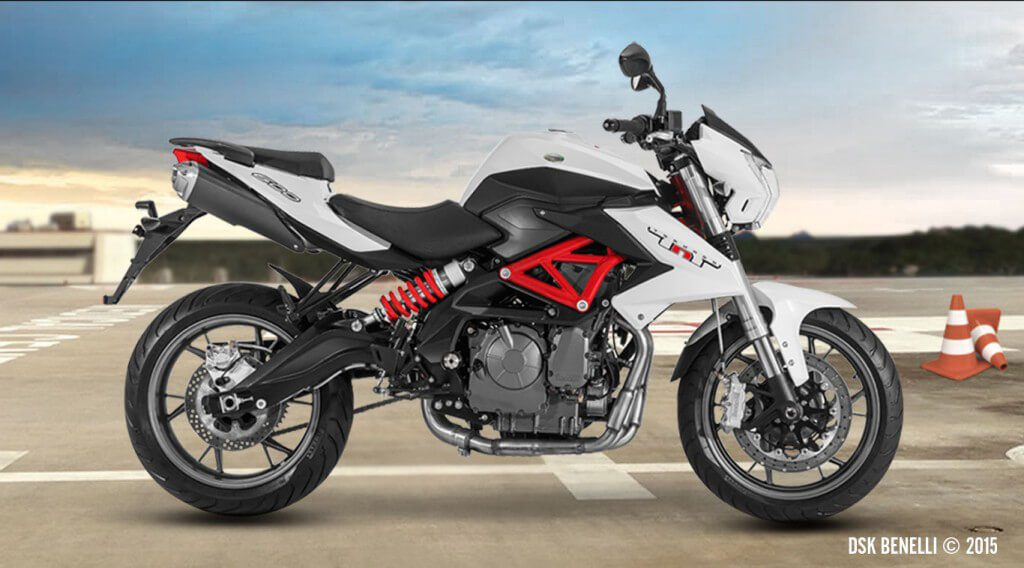 Benelli TNT 600i ABS (photo courtesy: DSK-Benelli)