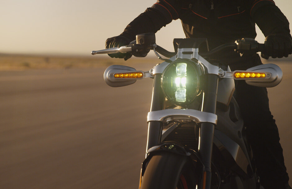 Project livewire Motorcycle LED Lights