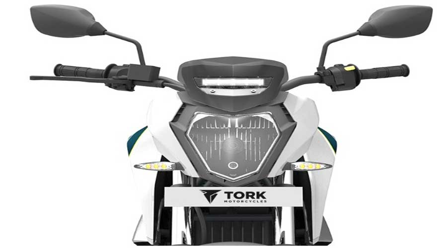 tork motorcycles t6x front end