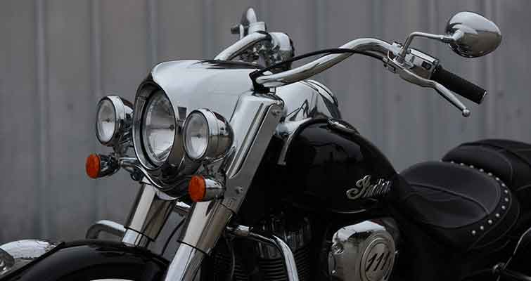 Indian Springfield 2016 (Image courtesy: Indian Motorcycle)