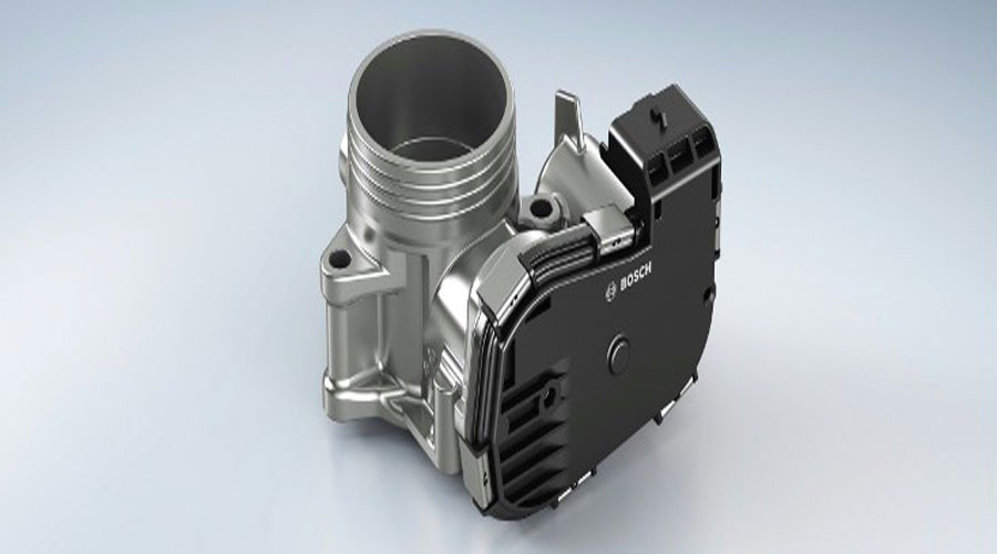 electronic throttle body for two wheelers