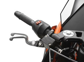 KTM RC390 2017 adjustable levers