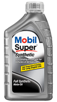 Mobil fully synthetic engine oil