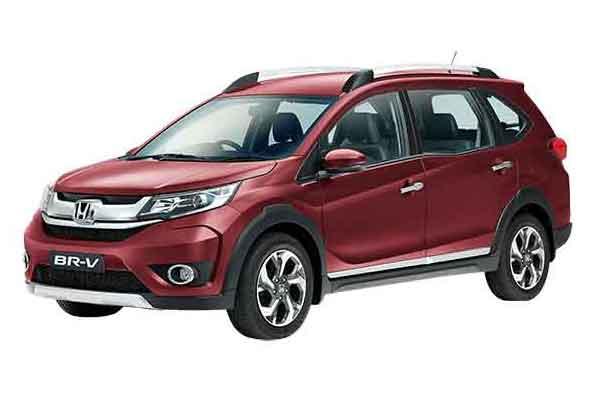 Honda nomenclature: Honda BRV