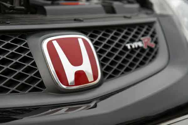 Honda Type-R Badge
