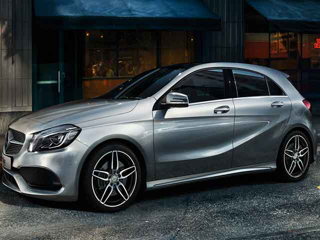 Latest mercedes benz nomenclature or naming convention for Mercedes benz training and education