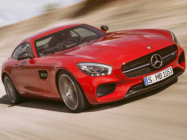 Mercedes-Benz nomenclature: Mercedes-AMG GT